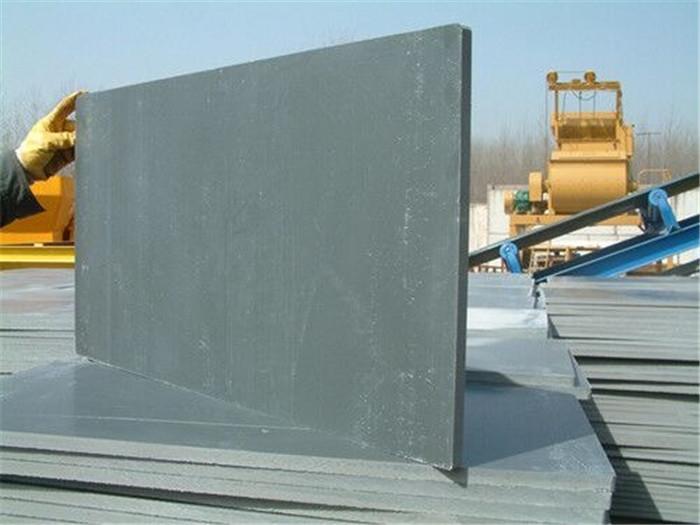 PVC Pallets for block machine