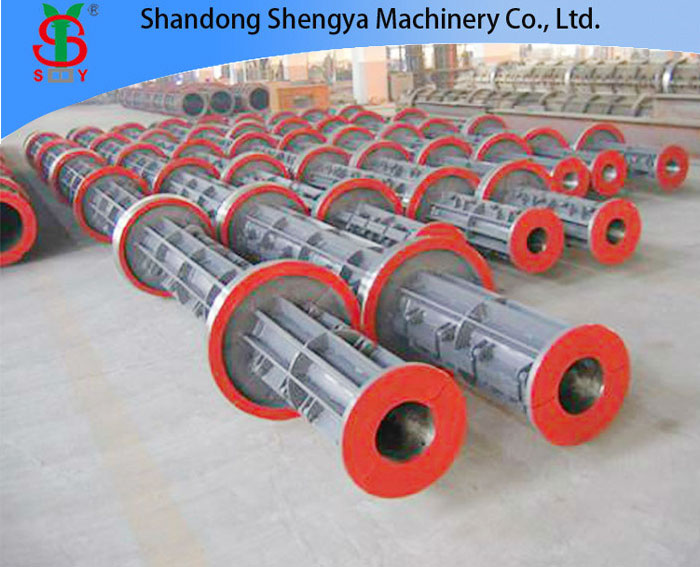Spun Pole Mould