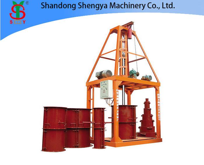 SY1000 Pipe Machine
