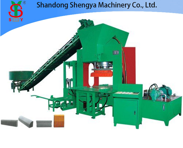 SY3000 Curb Stone Machine