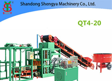 What Are The Precautions For Buying And Using Cement Brick Machine?