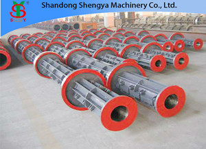 What Are The Requirements For Concrete Used In Concrete Pole Machine?