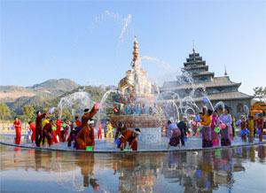 Happy Songkran's Day!