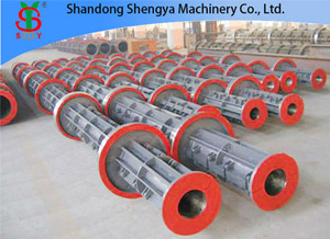 How To Prevent Corrosion Of Concrete Spun Pole Spinning Machine?