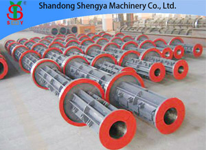 Selection And Use Of Concrete Electric Pole Machine