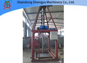 What is the pressure method of the Cement Pipe Machine?