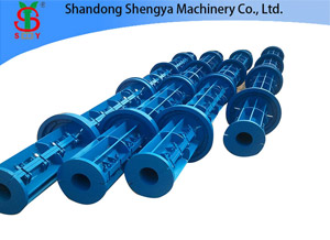 Do you know the preservation measures of Cement Tube Making Machine?