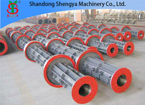 What to pay attention to for temporary construction of Concrete Pole Machine?